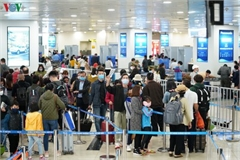 Vietnamese citizens stranded abroad to be brought home