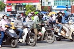 Vietnam braces for heat wave next week, temperature up to 40oC