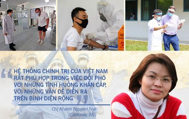 vietnamese expatriates proud of their homeland amid covid-19 pandemic hinh 0