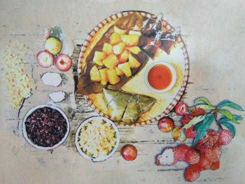 tet doan ngo, a bizarre festival through french artist's depiction hinh 0