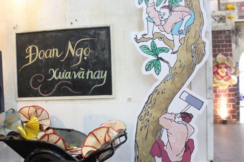tet doan ngo, a bizarre festival through french artist's depiction hinh 1