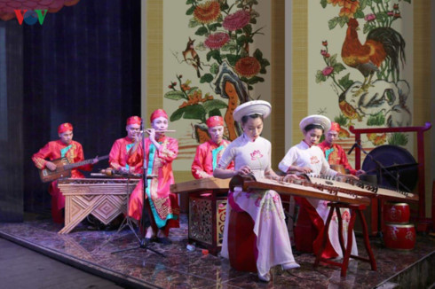 ha long theater helps link vietnamese traditional arts with wider world hinh 0