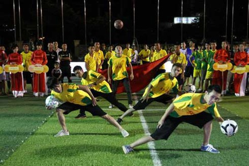freestyle football promoted in vietnam hinh 0