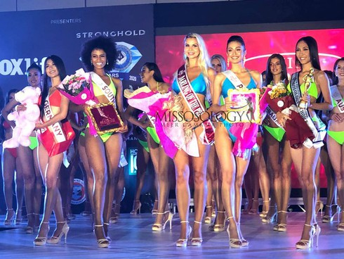 thu hien wins missosology's choice at miss asia pacific international 2019 hinh 1