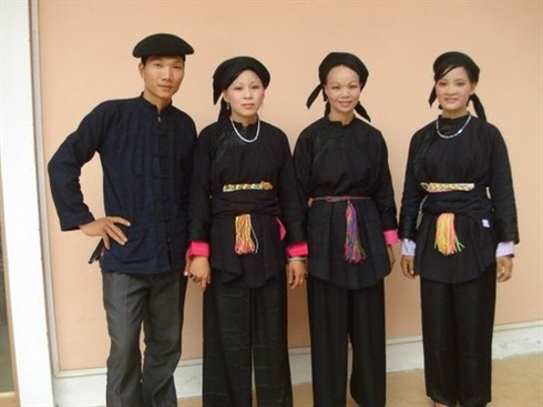 traditional clothes of the nung hinh 0