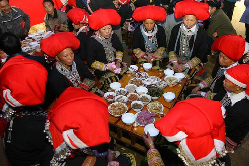 music in wedding ritual of red dao in lao cai province hinh 2