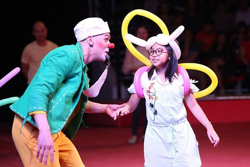 second int'l circus gala to take place in hcm city hinh 0