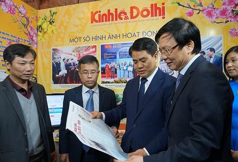 spring press festival 2020 kicks off in hanoi hinh 0
