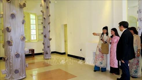 exhibition spotlights japanese installation art hinh 0