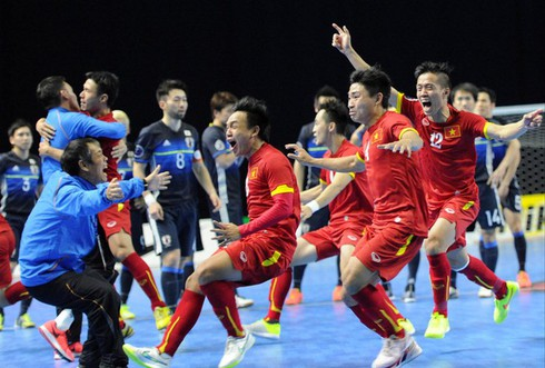 vietnam gears up to compete in finals of afc futsal championship 2020 hinh 0