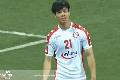 cong phuong hailed after stellar afc cup performance hinh 0