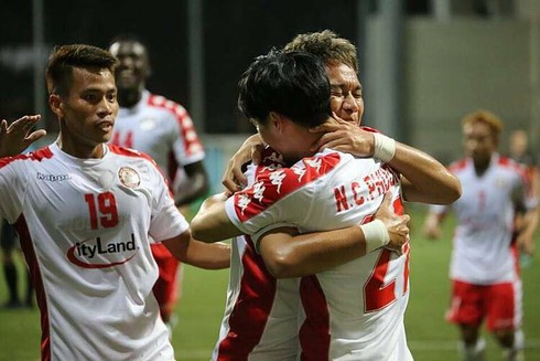 vietnamese clubs move ahead of australian sides in latest afc rankings hinh 0