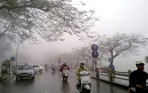 northern and central regions braced for cold spell starting from early march hinh 0