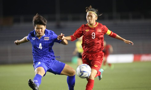 fifa praise captain of vietnam women's team huynh nhu hinh 0