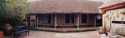 duong lam ancient village protects its tourism environment hinh 1