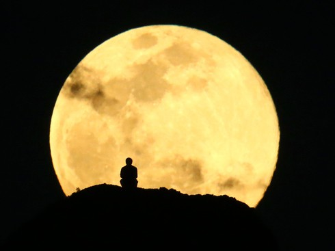 nation ready to enjoy super flower moon on may 7 hinh 0