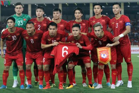 vietnamese football team set to begin training in september hinh 0