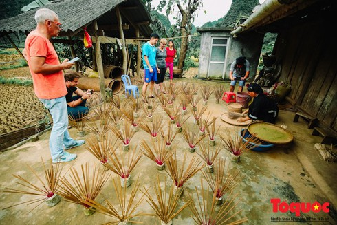 incense-making craft of the nung an hinh 2