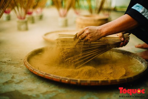incense-making craft of the nung an hinh 1