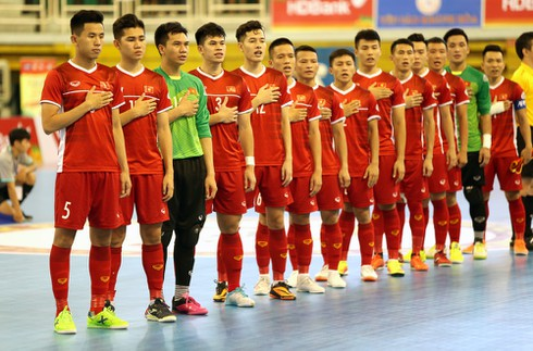 afc futsal championship 2020 scheduled for august return hinh 0