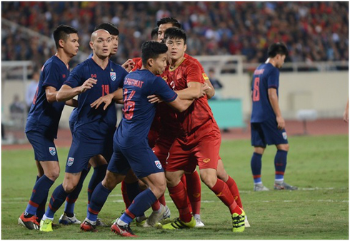 regional football teams strive to prepare for aff cup 2020 hinh 0