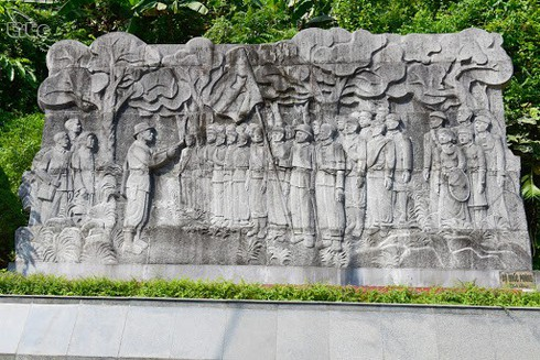 tran hung dao forest – birthplace of vietnam people's army hinh 1