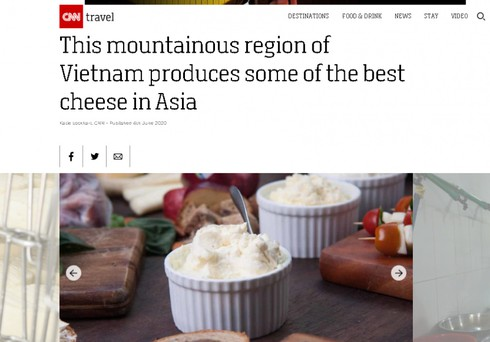 da lat among best cheese producers in asia, according to cnn hinh 0