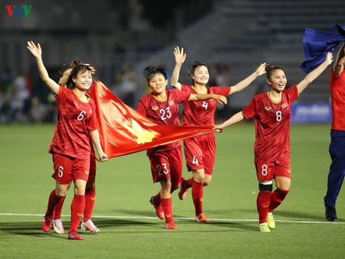 vietnam vie for women's world cup 2023 place hinh 0