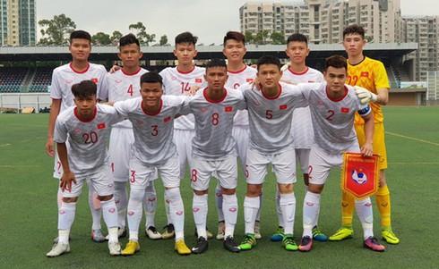 u19 team to play fixtures in namangan at afc u19 championship hinh 0