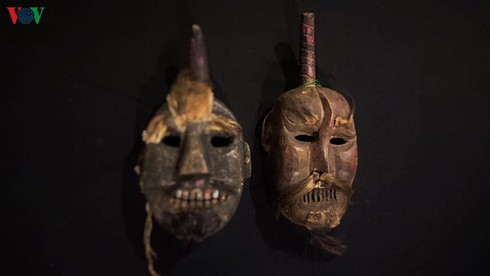 masks in religious rites of the dao hinh 1