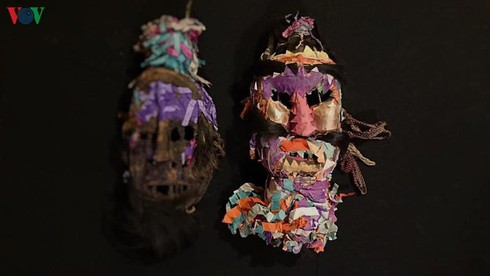 masks in religious rites of the dao hinh 2