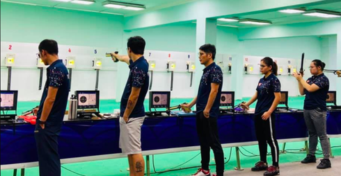 local marksmen compete in online international tournament hinh 0