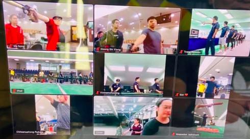 local marksmen compete in online international tournament hinh 1