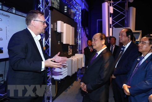 vietnam keen to learn from swedish technologies: pm hinh 1