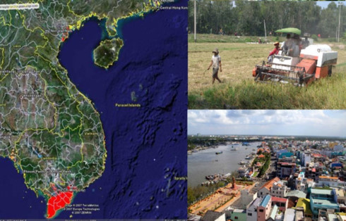 mekong delta re-plans in response to climate change hinh 0