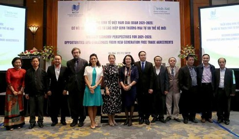 new-generation ftas create opportunities, challenges for vietnam's economy hinh 0