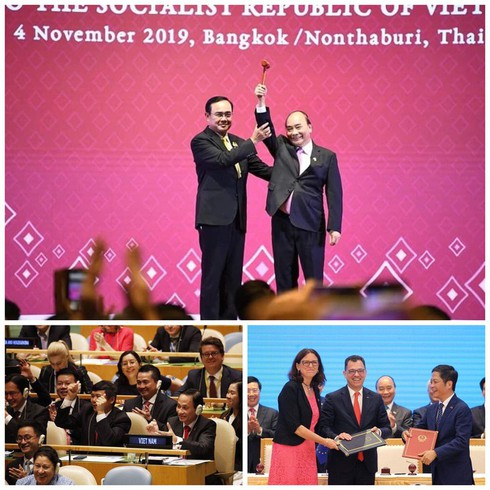 diplomacy 2019: vietnam's growing political status hinh 0