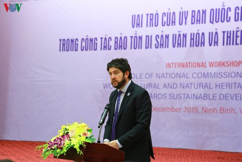 unesco accompanies vietnam in protecting cultural heritages hinh 1