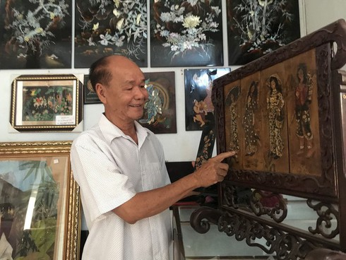 southern village's lacquer art kept alive hinh 2