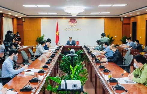 vietnamese, chinese officials discuss maintaining trade hinh 0