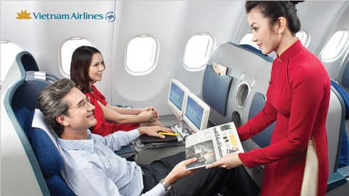 vietnam airlines to offer incentives for domestic flights hinh 0