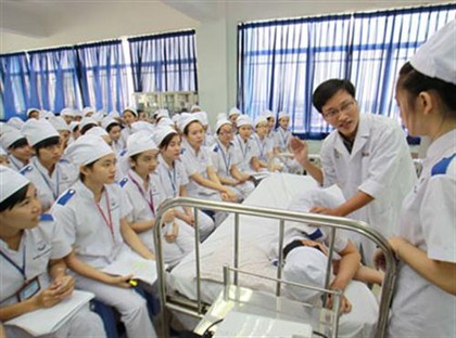 germany set to recruit 230 vietnamese nurse practitioners hinh 0