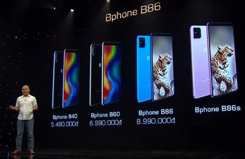 latest versions of made-in-vietnam bphone launched hinh 0