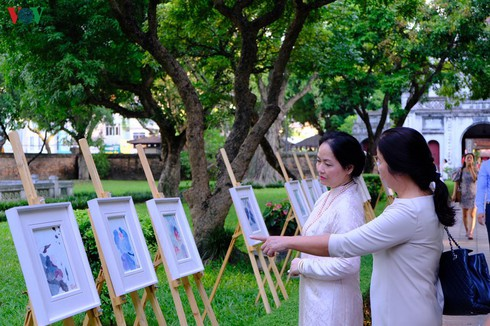 women's club promote vietnamese cultural heritages hinh 1