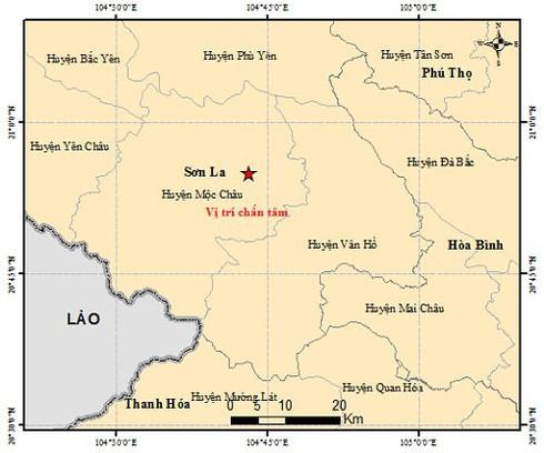 son la records 20 earthquakes over six-day period hinh 0