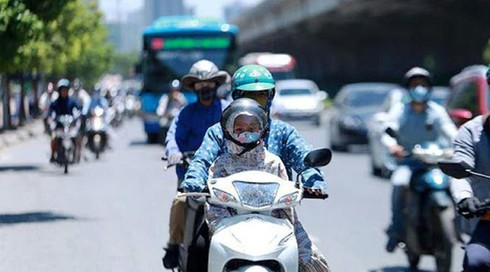 northern, central regions braced for latest heat wave hinh 0