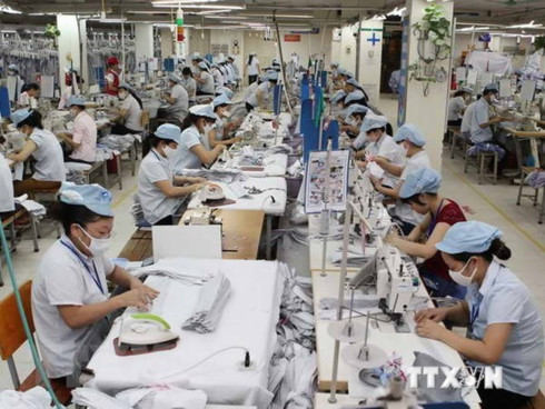 bloomberg: vietnam's goods exports to us surge hinh 0