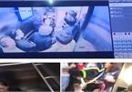 Thang máy chung cư ở Hà Nội rơi tự do, nhiều người bị thương