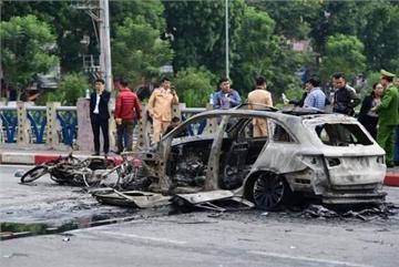 Diễn biến mới vụ nữ tài xế xe Mercedes gây tai nạn khiến 1 người chết