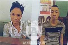 Lần theo dấu vết định vị, tên cướp điện thoại ở Hà Nội bị bắt gọn